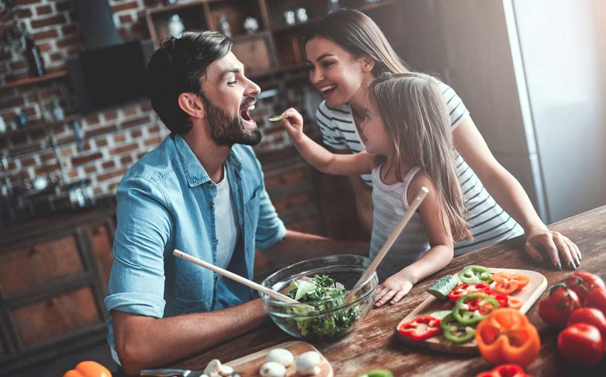 Abitudini alimentari bambini