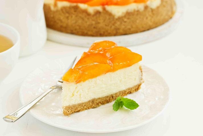 torta albicocche di stagione