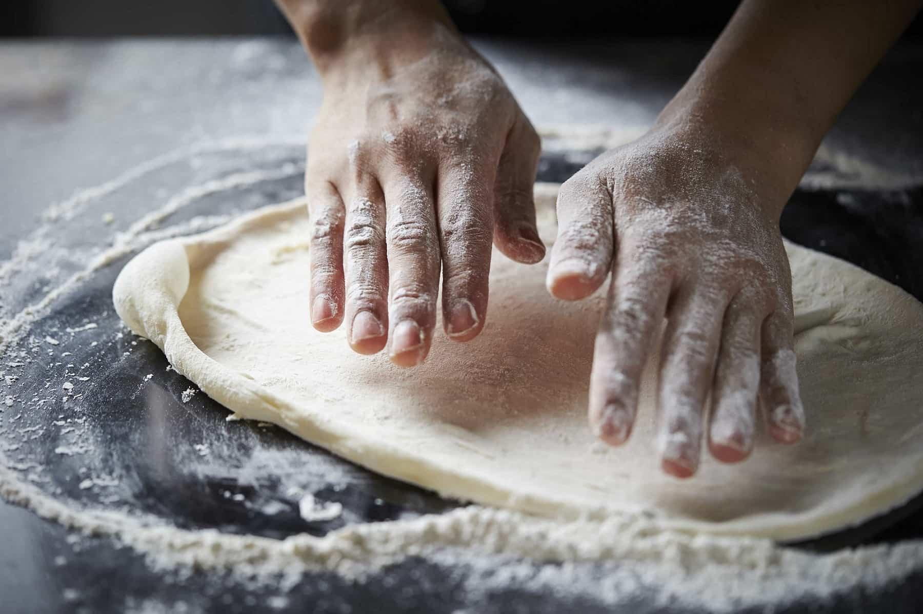 farine pizza