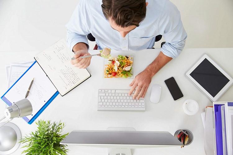 pranzo veloce e sano Almaverde Bio