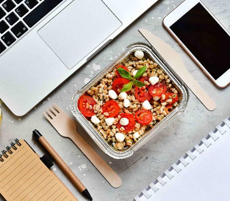 pranzo veloce e sano