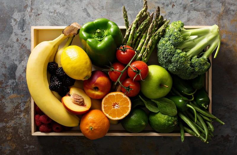 frutta e verdura bio online