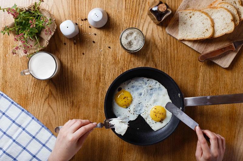 colazione fatta in casa